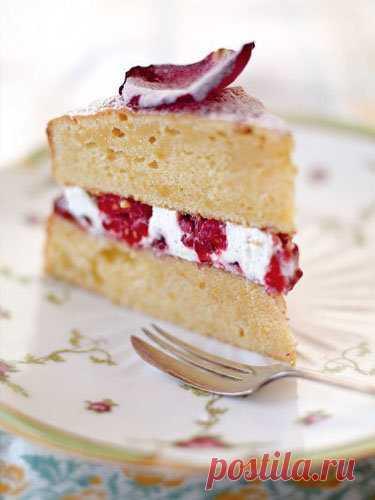 Торт на юбилей | Рецепты Джейми Оливера