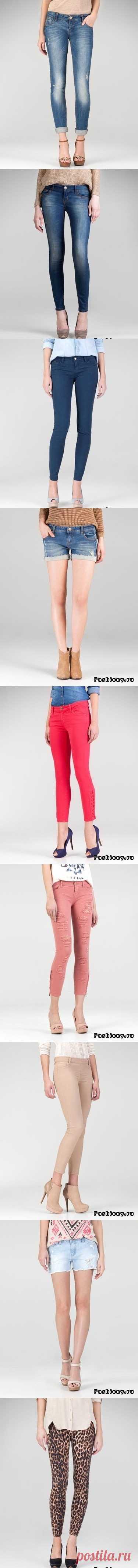 Стильные джинсы, с любовью от Stradivarius