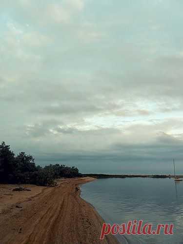 Сергей Анатольевич — «Утром, на берегу» на Яндекс.Фотках