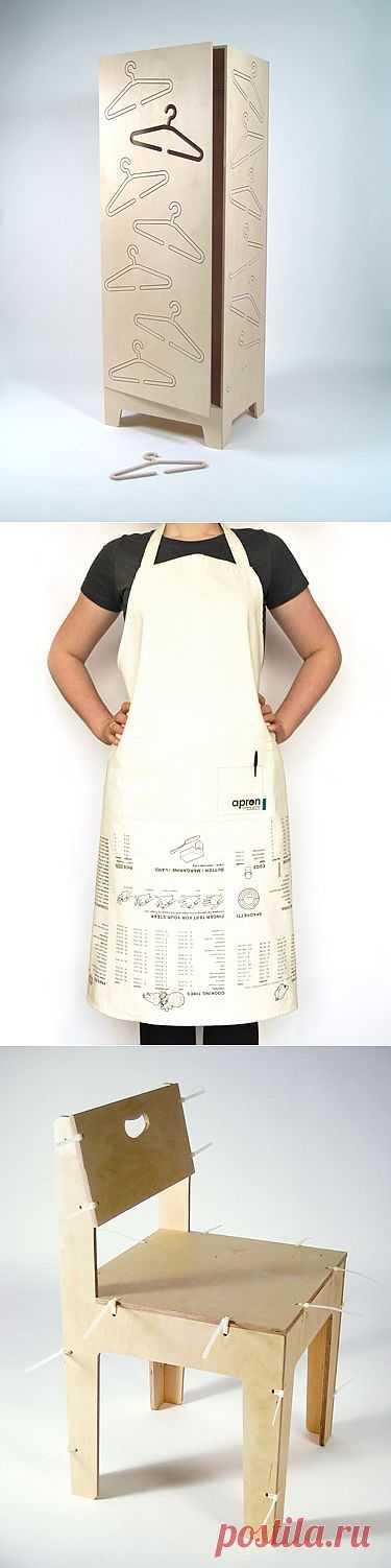 Мелочи от John Caswell / Организованное хранение / Модный сайт о стильной переделке одежды и интерьера