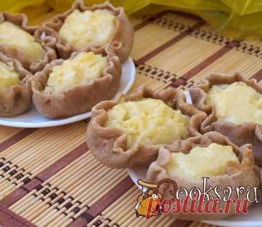 Карельские калитки с картофелем рецепт с фото