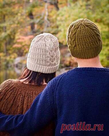 Забугорные шапки спицами. Идеи для вдохновения. | Галина Knitting | Яндекс Дзен