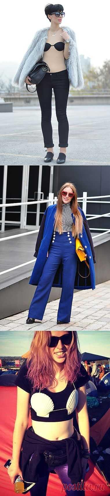Art Attack (трафик) / Street Style / Модный сайт о стильной переделке одежды и интерьера