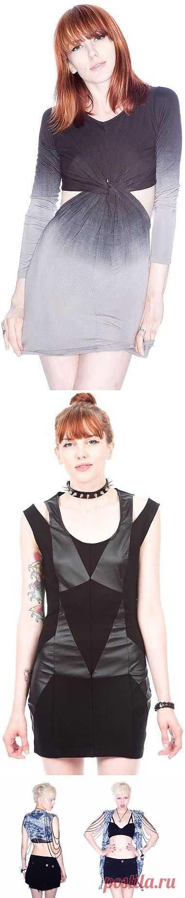 """Вдохновение с DollsKill + моя переделка """"по мотивам"""" / Лукбуки / Модный сайт о стильной переделке одежды и интерьера"""