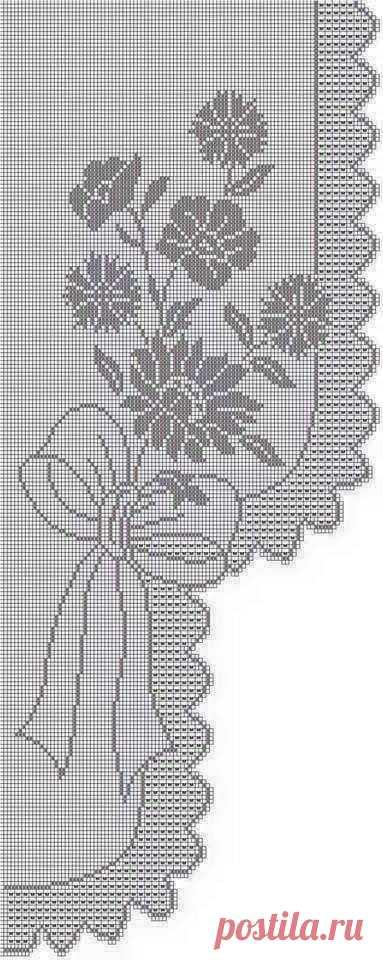 Кира схема вязания крючком: Схема вязания крючком № 1318