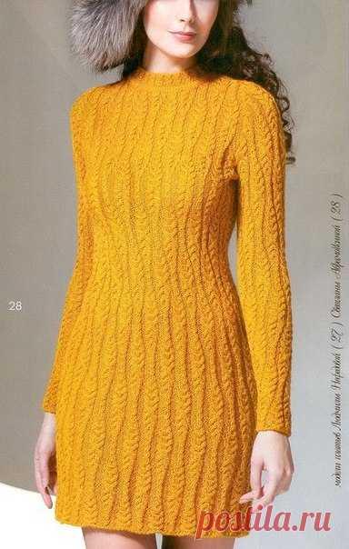 Жёлтое платье / Astro Analytics