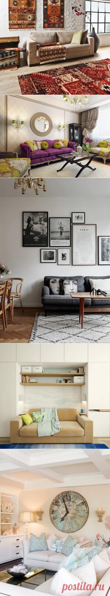 Что повесить над диваном: 11 самых умных и красивых решений | Твой стильный дом | Яндекс Дзен
