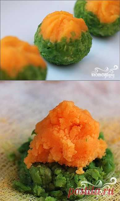 В процессе приготовления получается весьма необычный и оригинальный десерт. Чтобы приготовить такое блюдо много времени Вам не понадобится. Получается очень вкусно. Японцы обожают этот десерт.
