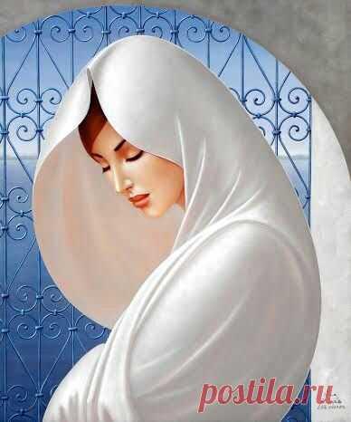 Художник Мурад Чааба. Тунис