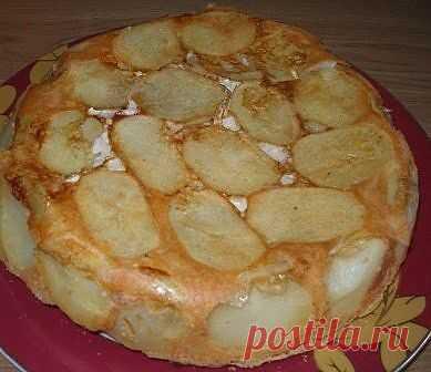 Быстрый Сытный пирог