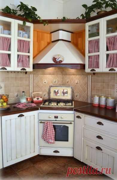 дизайн маленькой кухни фото 2019 современные идеи 4