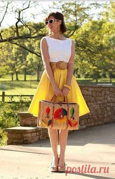 Шьем юбку  #прошитье #выкройка #юбка