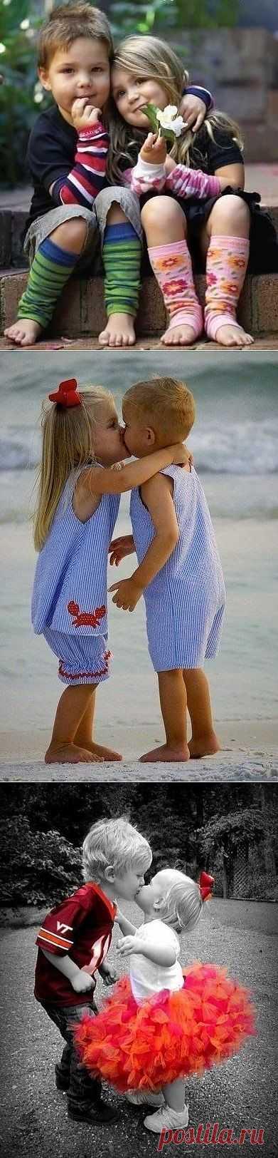 Такие милые детки!:)