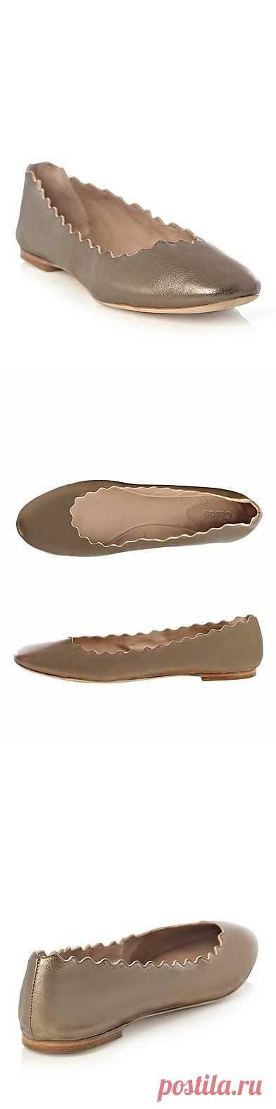 Волна на балетках / Обувь / Модный сайт о стильной переделке одежды и интерьера