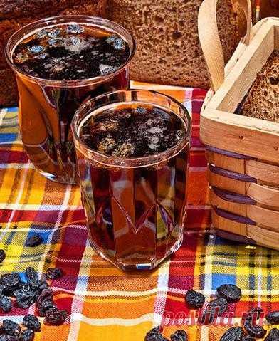 Рецепт кваса – приготовьте напиток здоровья