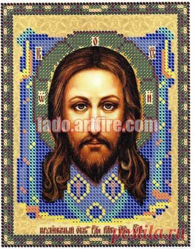 Икона для вышивки крестиком бисером