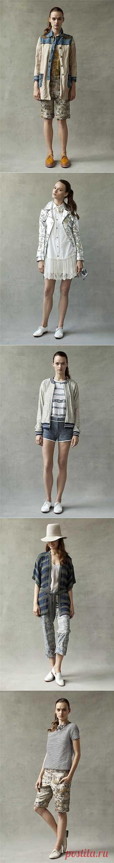 Gryphon лукбук 2012 / Лукбуки / Модный сайт о стильной переделке одежды и интерьера