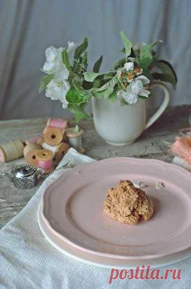 Некрасивое печенье :)