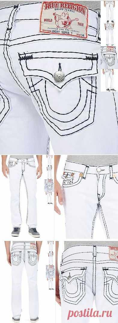 Рисованные швы / Рисунки и надписи / Модный сайт о стильной переделке одежды и интерьера