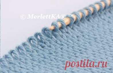 Основы вязания - Мало кто знает, что такое - ОРИЕНТАЦИЯ ПЕТЕЛЬ