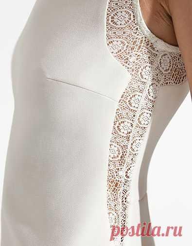 Кружевные идеи для жары / Кружево / Модный сайт о стильной переделке одежды и интерьера