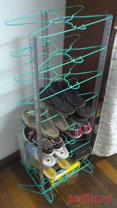 """Вешалки"" for footwear \/ Organized storage \/ Second Street"