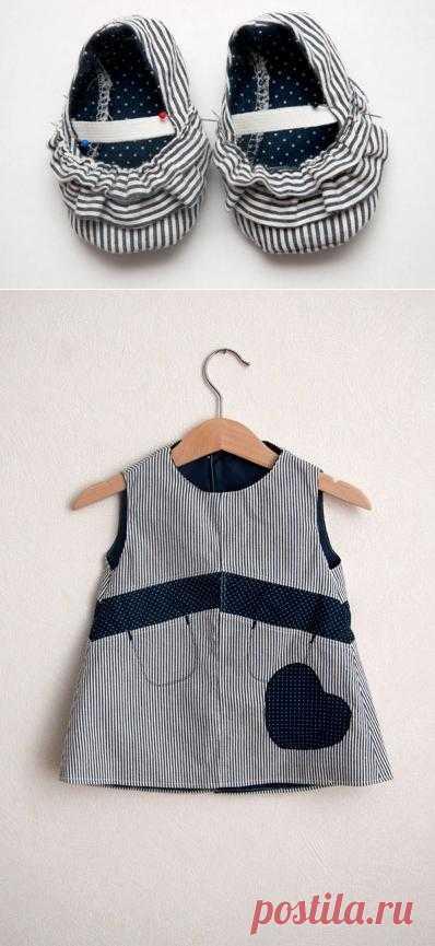 Шить или покупать детскую одежду. ЗА или ПРОТИВ?