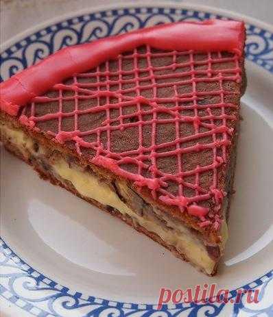 Картофельный торт!