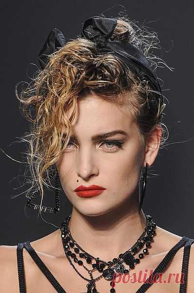 1983 + Gaultier = 2013 / Лукбуки / Модный сайт о стильной переделке одежды и интерьера