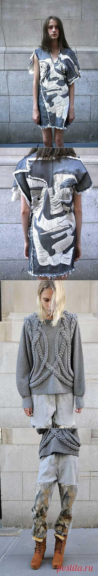 No.6 Daily / Детали / Модный сайт о стильной переделке одежды и интерьера