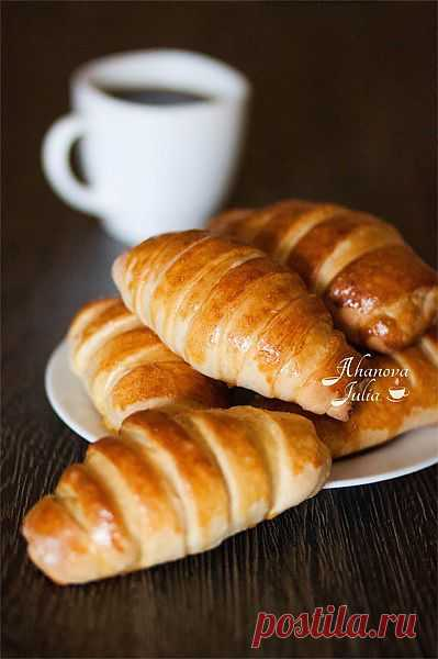 "Булочки ""Крем-де-Паризьен"" — рецепт с пошаговыми фото. Foodclub.ru"