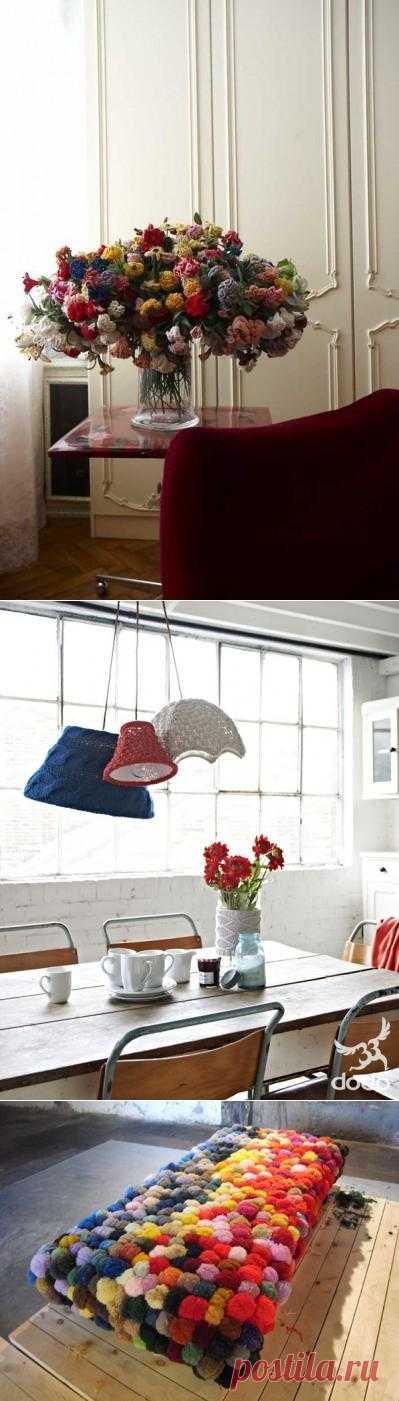 Креативное вязание (трафик) (трикотаж) / Вязание / Модный сайт о стильной переделке одежды и интерьера