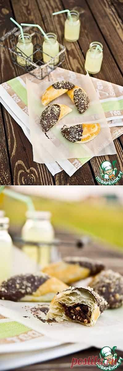 Булочки с шоколадным пралине. Автор: Lady Kitten