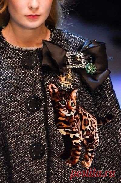 Dolce & Gabbana в деталях! — Модно / Nemodno