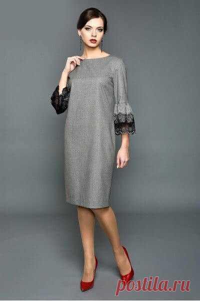 20 миди-платьев с интересной деталью — необычными рукавами