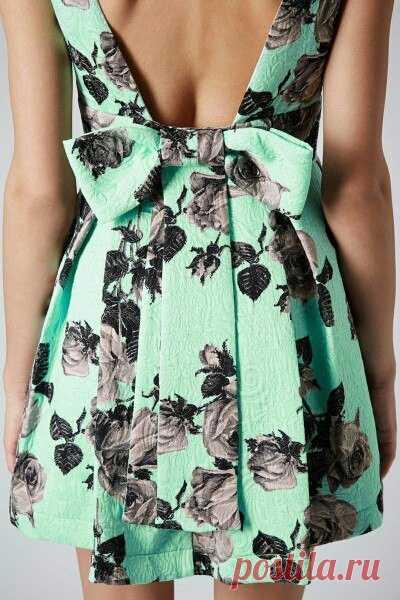Выкройка летнего платья на несколько евро размеров (+6) Модная одежда и дизайн интерьера своими руками
