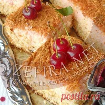 Пористый пирог из сухого киселя – Кулинарные рецепты любящей жены