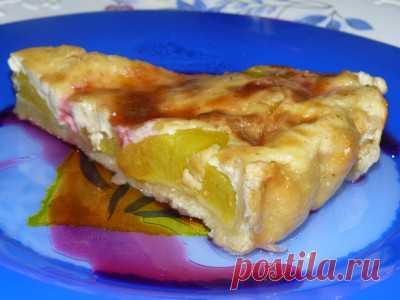 Фландрийский пирог - Сладкие пироги и кексы