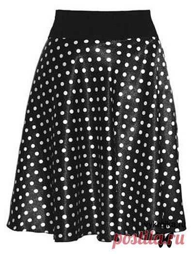 Patterns of skirts. To download free of charge patterns of skirts for children and adults Page 1