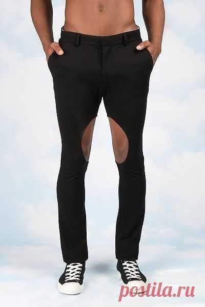 Штанишки от Йоко Оно / Креатив в моде / Модный сайт о стильной переделке одежды и интерьера