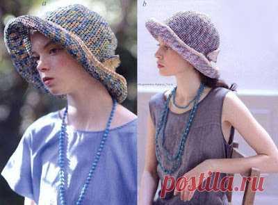 Delicadezas en crochet Gabriela: Sombrero
