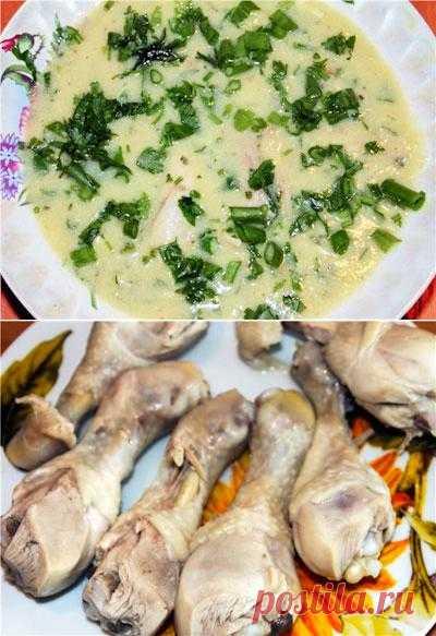Грузинская кухня: Чихиртма
