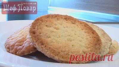 Готовим постное печенье