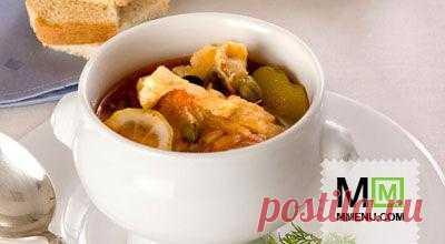 Славянские рецепты: Солянка рыбная
