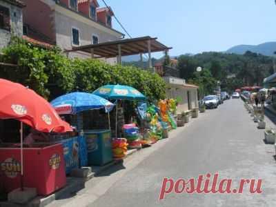 Letovanje - Crna Gora - Apartmani Obala Meljine