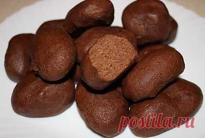 Cakes potato with condensed milk - Kulinarnyj-Recept. ��