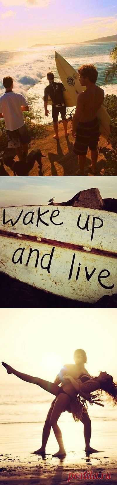 Проснись и живи!