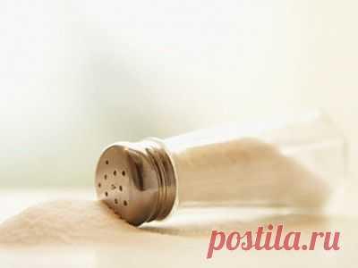 Соль — незаметная и незаменимая помощница | My Milady