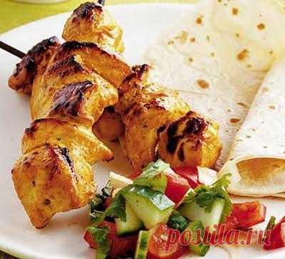 Бихари Кебаб. Вкусные кебаб которые все таки стоит попробовать.