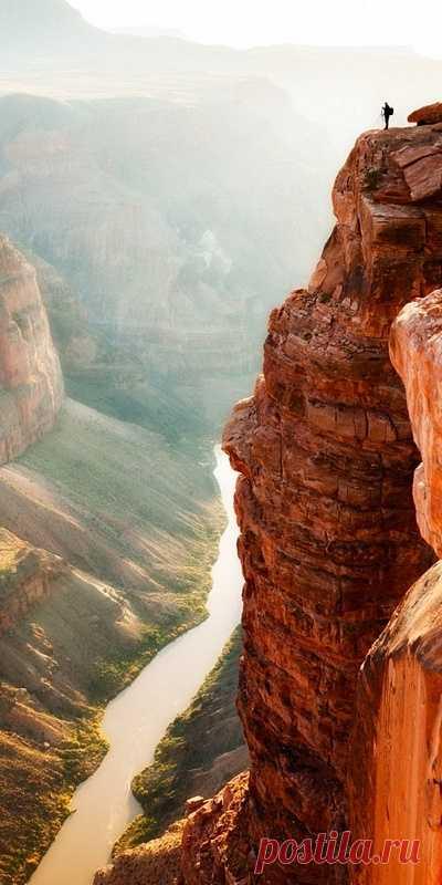 Красивые места планеты. Большой каньон. США